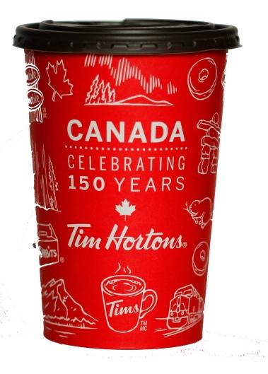 tim hortons, canada 150, canada150, coffee