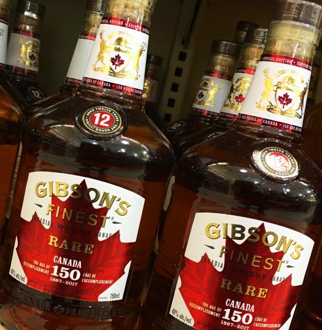 whisky, canadian whisky, #canada150, happy birthday canada